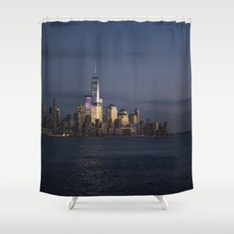New York, New York Shower Curtain