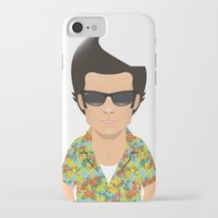 ace iPhone & iPod Cases featuring Ace by Capitoni