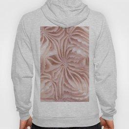 Pink Brain Coral Hoody