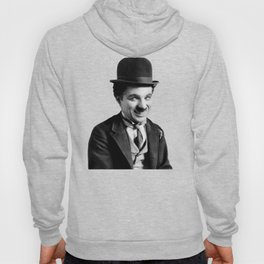 Charlie Chaplin Old Hollywood Hoody