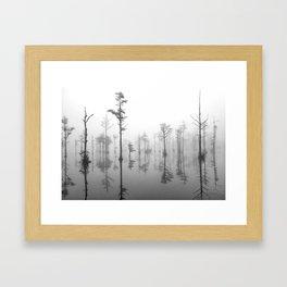 Goodale 2015 39 B&W Framed Art Print