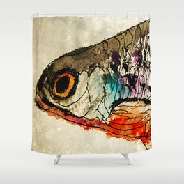 Fish III Shower Curtain