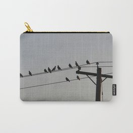 Pigeon Meeting Carry-All Pouch