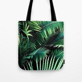 Winter Palms Tote Bag