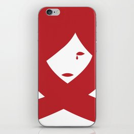 TREAT EQUALLY iPhone Skin