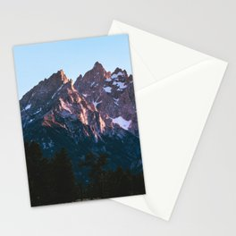 Grand Teton Stationery Cards