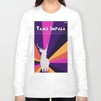 tame impala Long Sleeve T-shirts featuring Tame Lsd by OEVB
