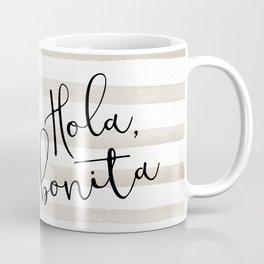 Hola Bonita Coffee Mug