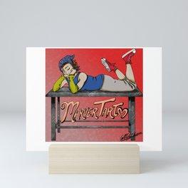 MarverTart Mini Art Print