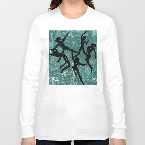 jump ! Long Sleeve T-shirt