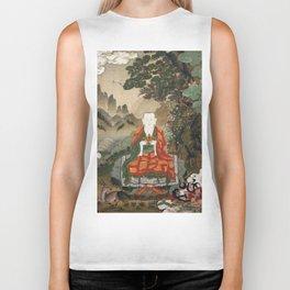 Rahula - Son of Buddha - 16th Century Biker Tank