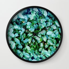 Grow Brighter Wall Clock
