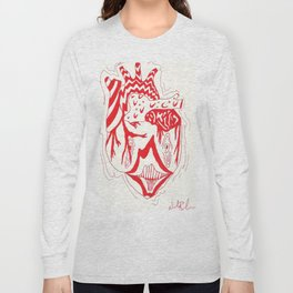 Your Shitty Love Fills My Heart With Melancholy Long Sleeve T-shirt