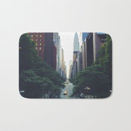 Morning in the Empire Bath Mat