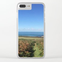 Beautiful Sark Clear iPhone Case
