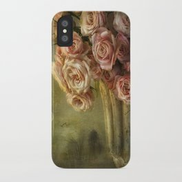 moonlight & roses iPhone Case