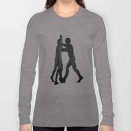 Molecule Man Long Sleeve T-shirt