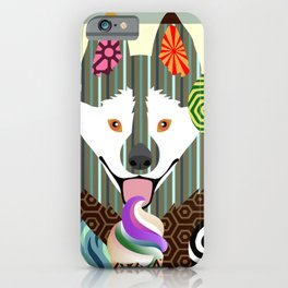 Schipperke  iPhone Case