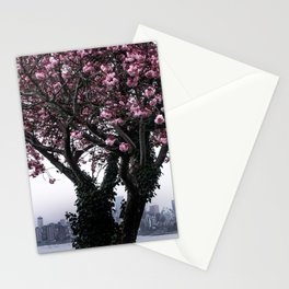 April Apparition Stationery Cards