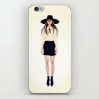 coven iPhone & iPod Skins featuring Coven by Isaiah K. Stephens