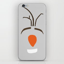Olaf iPhone Skin