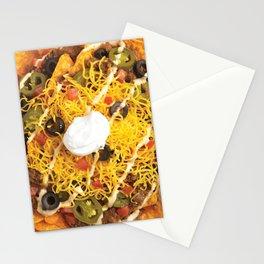 Nachos Stationery Cards