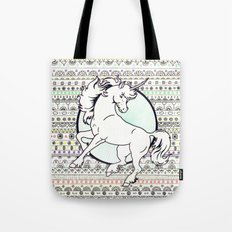 Unicorn Party Tote Bag