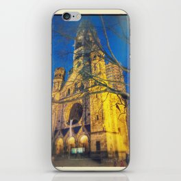 Memorial Church iPhone Skin