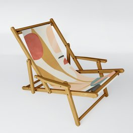 Abstract Shapes 20 Sling Chair