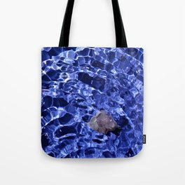 Upward Amethyst Vibes Tote Bag