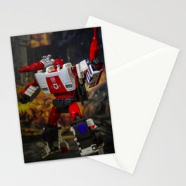 Red Alert, Roll Out!!! Stationery Cards