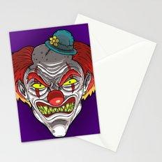 Badass Clown Stationery Cards
