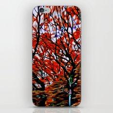 Raging Trees iPhone & iPod Skin