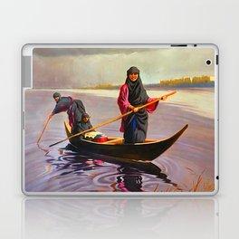 The iraqi Marshlands Laptop & iPad Skin
