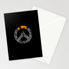 World's Heroes Stationery Cards