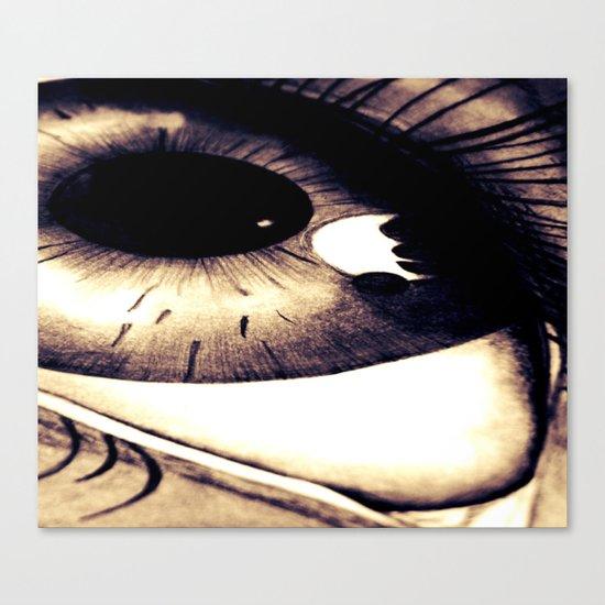 eye see Canvas Print
