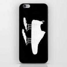The walking shoe iPhone & iPod Skin