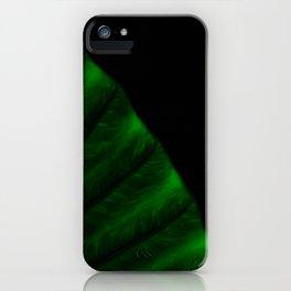 Botanical Heraldry iPhone Case