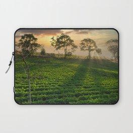 Tam Chau Tea hill Laptop Sleeve