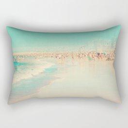 beach XIX Rectangular Pillow
