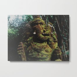 Stoned elephant  Metal Print