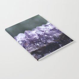 Amethyst Mountains Notebook