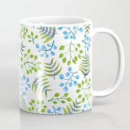 Leaves and more leaves Coffee Mug