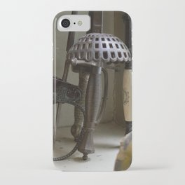 Old Swords and Fencing iPhone Case