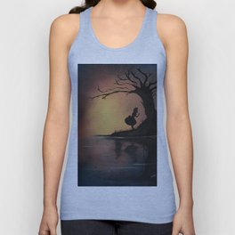 Alice's Adventures in Wonderland by Lewis Carroll Unisex Tank Top