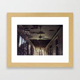 {sweet tea} Framed Art Print
