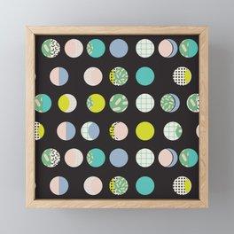 Eclipse Framed Mini Art Print