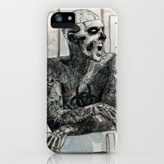 Zombie Boy Slim Case iPhone (5, 5s)