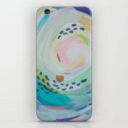 mellifluous 1 iPhone Skin