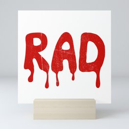 RAD Mini Art Print